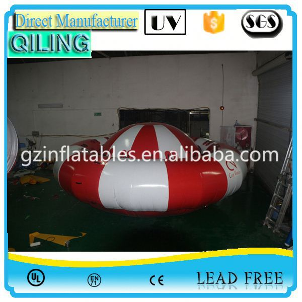 Water saling extreme sport best quality inflatable funs exporter