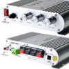 12V 20W Mini Hi-Fi Stereo Digital Amplifier for CD MP3 iPod Motorcycle Car