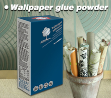 PVC wallpaper paste glue powder
