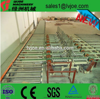 china gypsum plasterboard machine plant mini plant / lightweight gypsum board production line