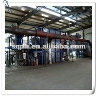 tyre oil extracting equipment