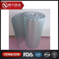 OEM&ODM ISO9001, FDA, IAF, CNAS Certified Ceiling Aluminum Foil Bubble Foam Heat Backed Insulation Roll