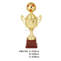 Classical model metal sports school awards and trophy manufacturer