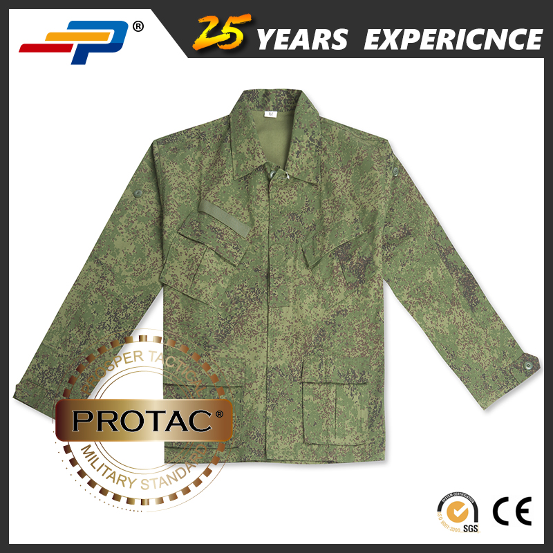 Hot Sale Combat Customized Camouflage Military Uniform