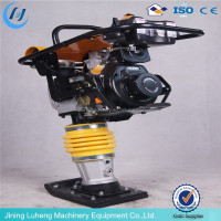 Hot sell 5.5 hp Honda GX160 Petrol Engine 13.7 KN Vibratory Impact Rammer