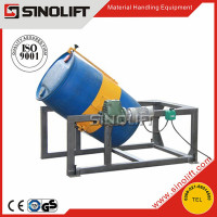 2015 SINOLIFT TY400A Electric Rotating Stationary Drum Tumbler with CE Certificate
