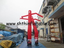 small inflatable air dancer for advertisement