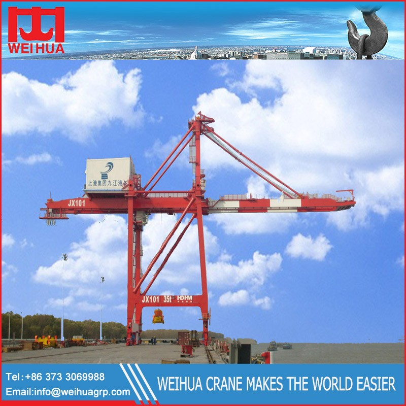 Crane Hometown Supply Ship To Shore Container Crane