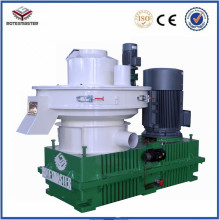 China CE Pellet Fuel Ring Die Wood pellet mill, Straw Pellet Machinery for Small Business