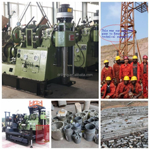 HF-44T Hydrogeological core drilling machine for core sampling HQ NP PQ wireline tools