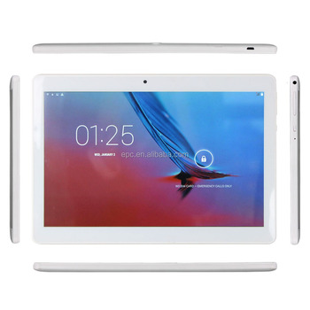 10.1 inch Phablet Tablet Pc 1920*1200 FHD 1GB 16GB MTK quad core Android 4.4