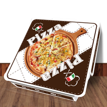 Factory Sale Brown Fastfood boxes for Pizza