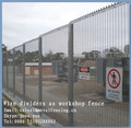 China 8 guage metal wire welded security fencing with H post special place security mesh panels popular enclosure wire panels