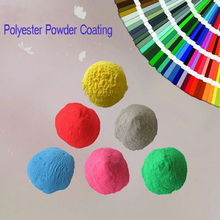 Indoor Electrostatic Polyester Powder Coating for Metal Appliance and Furniture