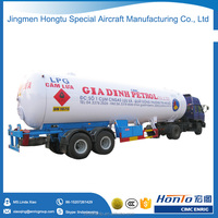 Widely Used Semi Trailer For Transport
