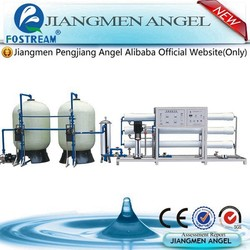 Jiangmen Angel Fountain Palm water purification plant / machines for ro plant