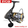 RYOBI OASYYS Smooth drag performance fishing reel handle knob carbon fishing reel