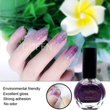 Makeup Private Label Flavored Glitter Nail Polish