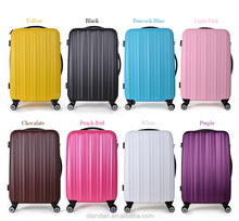 ELEGANT FASHION CHINA SUPPLIER PC ABS+PC LUGGAGE SUITCASE/TROLLEY CASE/BAGS(DC-9119)