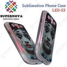 Cheap Sublimation LED Mobile Phone Cover for Samsung Galaxy S3(i9300)