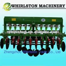 farming tool! automatic fertilizing seeder mounted by tractor