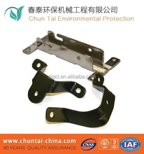 Precision Stainless Steel Sheet Metal Stamping Machine Parts
