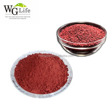 red yeast(Monascus purpureus) rice extract in drinks