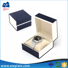 Design custom wholesale recycled mens watch box paper