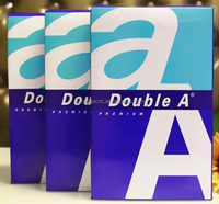 A4 Size and White Color Double AA A4 Copy Paper 80 gsm 75 gsm 70gsm