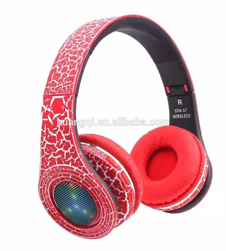 Hot selling bottom price bluetooth headsets stereo funny bluetooth headset 2016 hottest wireless bluetooth earphone