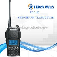 TD-V80 ham radio dual band fm wireless transmitter and receiver