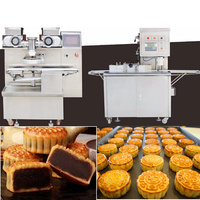 2016 salable commercial moon cake making machine for pie maker
