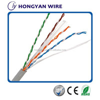 best quality and prices 23awg UTP/FTP/SFTP Cat 6 data cable