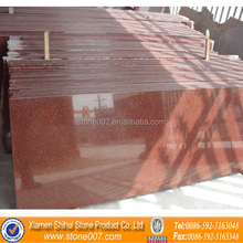 Good Price India Red Granite Slab