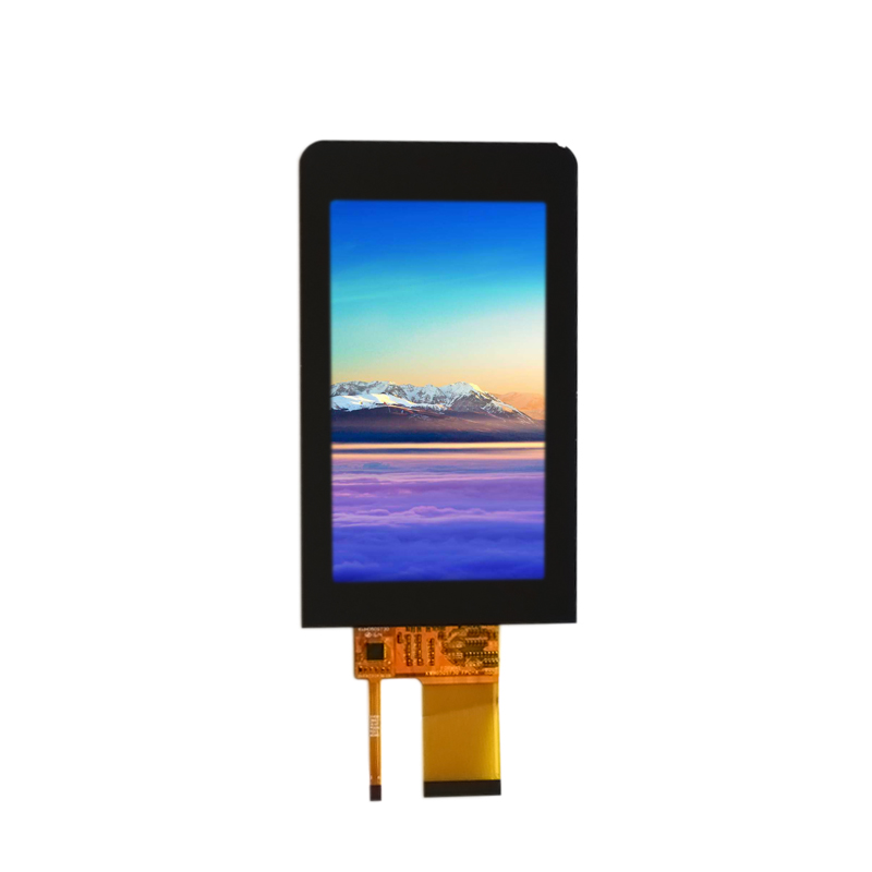 5 inch 480x854 RGB 16bits IPS TFT with capacitive touch screen lcd display