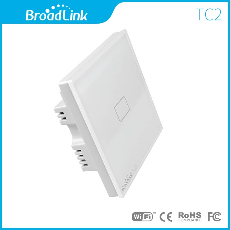 BroadLink RF Smart Home Popular remote Wall Light Switch WiFi control from smart phone
