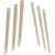 Promotion Quality Free Sample Disposable Carbonized  Bamboo Chopsticks
