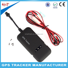 Cheap gps receiver GT02A spy vehicle real time tracker gps automotive manual vehicle tracker