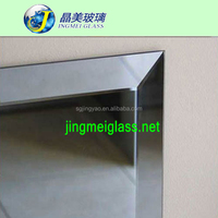 aluminum beveled edge mirror, beveled edge mirror tile, aluminum mirror sheet wholesales