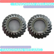 Customized Stainless Steel Spur Gears/ Bevel Gears/ Worm Gears