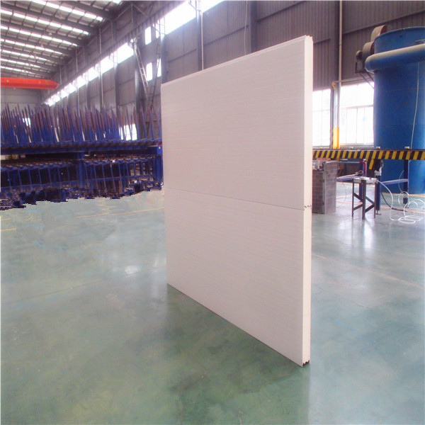 Coldroom insulated PU sandwich panel for warehouse