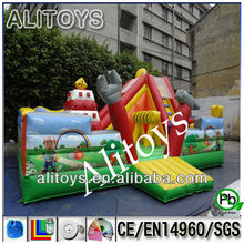 {Alitoys}giant used inflatable fun city for rentals