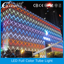 Outdoor LED Tube Light, Waterproof RGB LED Tube for Building Facade