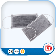 Costume Disposable 4 Ply Surgical Active Carbon Face Mask