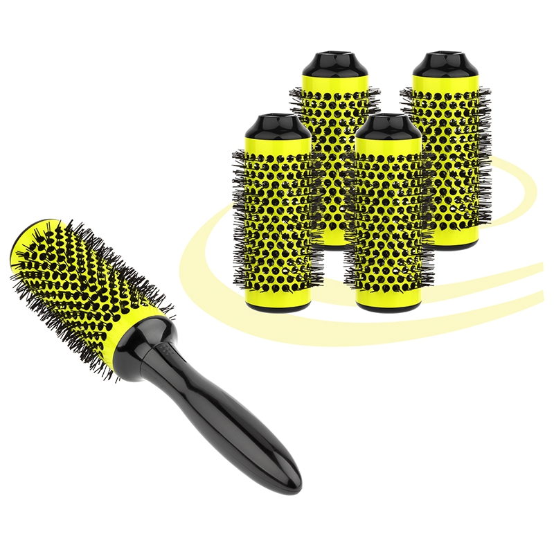 Customized Design High Quality Perform Evenly Thermal Hair Brush