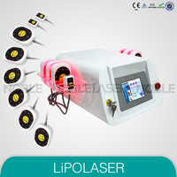 professional laser Fat burning fat removal lipo device