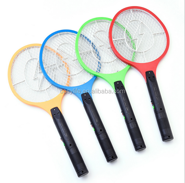 Wholesale Worldwide Rechargeable LED Electric Insect Bug Fly Mosquito Zapper Swatter Killer