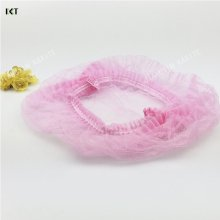 "seeking uk agents disposable nonwoven mob cap with one elastic in 18"" / 21"" / 24"""