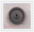 Reduction gear box after quenching by powder metallurgy