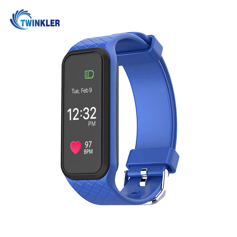 china facotry price heart rate monitor smart bracelet / wristband pedometer bluetooth activity fitness tracker